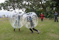 0.7mm TPU Human Bubble Ball / Inflatable Bumper Ball For Outdoor Activity