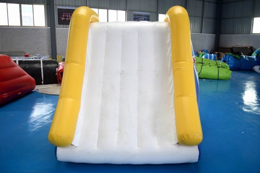Professional Made Inflatable Water Slide With 0.9mm PVC Tarpaulin